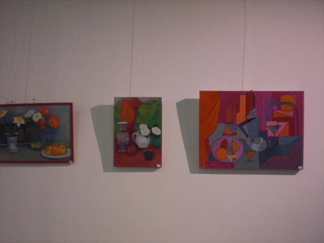 Obra de las pintoras C
