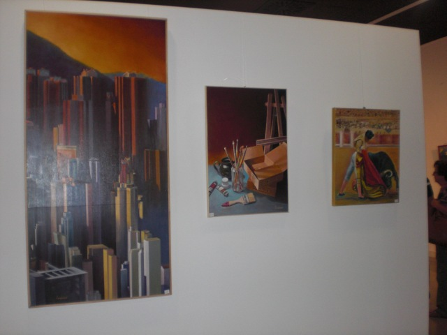 Obras  de Risoto y Eulalia Peñafiel