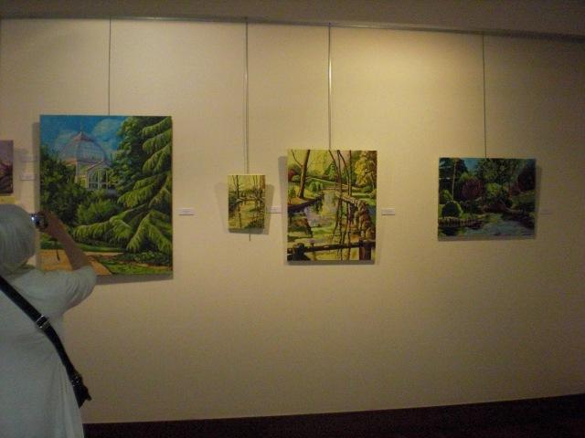 Isabel Suarez y su obra