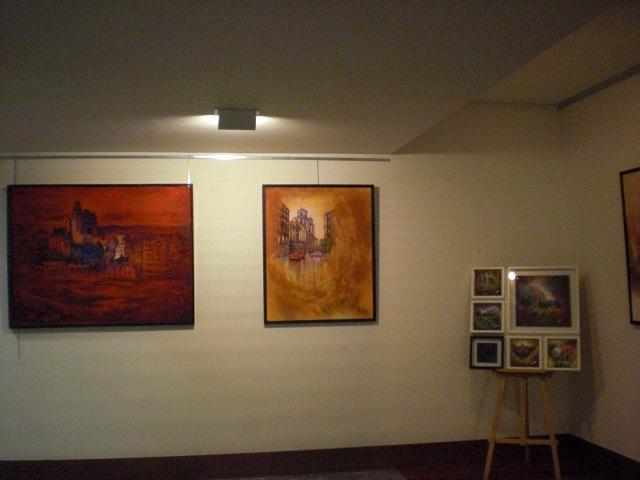 Obras de Cralos Garvia