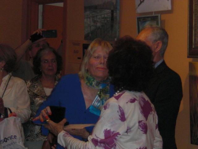 Isabel Pino : primer premio de Pastel