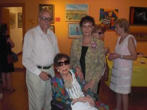 Findelman,La pintora premiada,Carmen Villelga